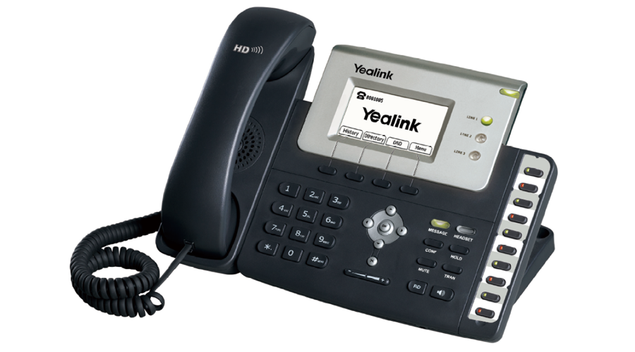Yealink Advanced IP Phone SIP-T26P ( with POE ) - Open Box