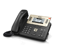 Yealink Enterprise HD IP Phone SIP-T27P - Includes Power Supply - Open Box (SIP-T27P-OB)