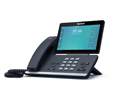 Yealink SIP-T58A Video Collaboration Phone and SFB License - Includes Power Supply (SIP-T58A_AC-SFB)