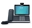 Yealink SIP-T58V Video Collaboration Phone - Includes Power Supply