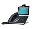 Yealink SIP-VP59 Gigabit IP Phone with Adjustable Screen - Without Power Supply (SIP-VP59)
