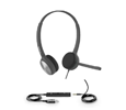 Yealink UH36 Binaural Headset with USB + 3.5 mm Mobile Jack (UH36 Dual)