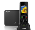 Yealink W52P DECT Cordless Handset and Base Unit - Includes Power Supply