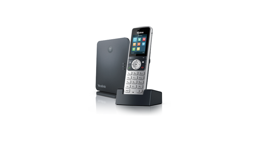 Yealink W53P DECT Cordless Handset and Base Station