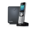 Yealink DECT IP Phone W60 Package - Includes W56H Handset and W60B Base Station - Open Box